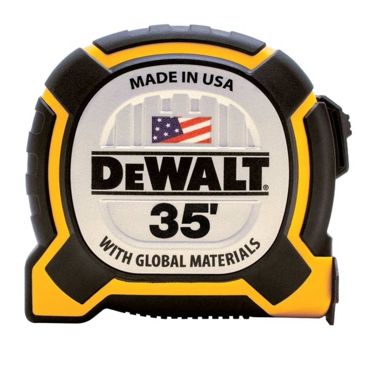The DeWalt 35' XP tape measure