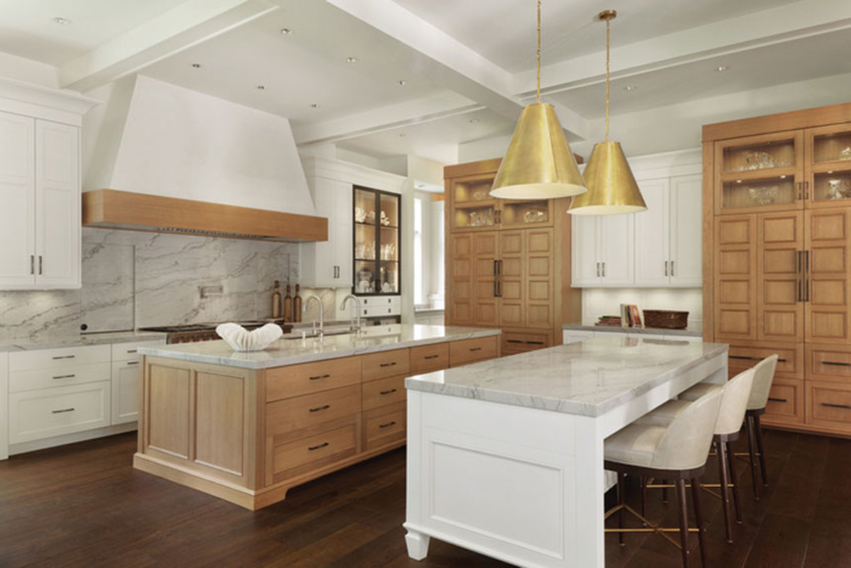 First place, Residential Kitchen: Ruffino Cabinetry of Fort Myers, Fla..
