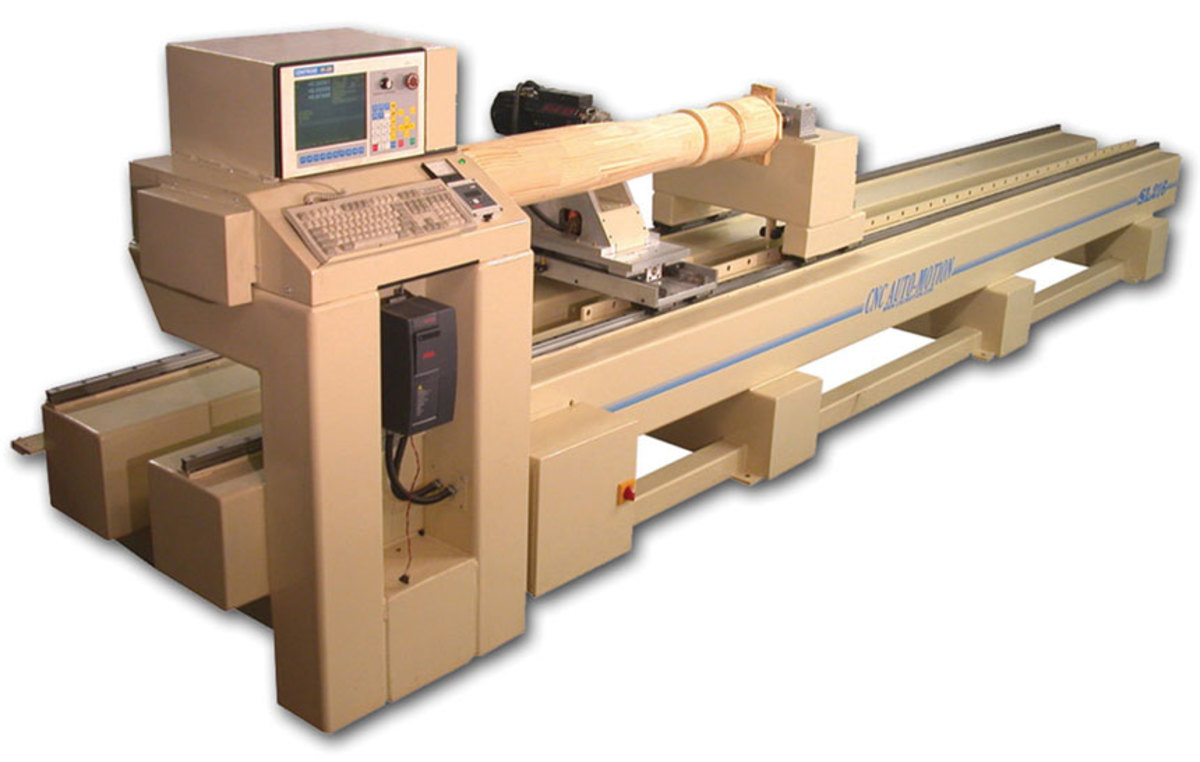 The Columnmaster from CNC Auto-Motion.
