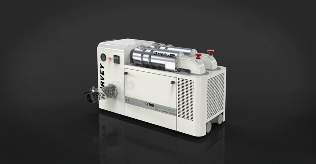 Gyro Air G700 Dust Processor