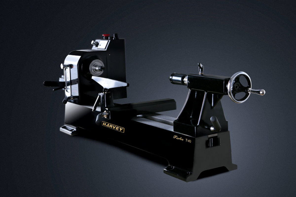 T40 Turbo Lathe