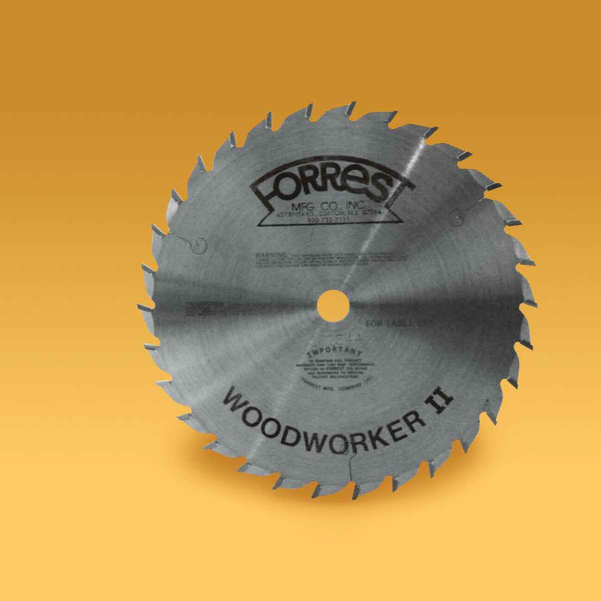 Forrest's 20-tooth blade