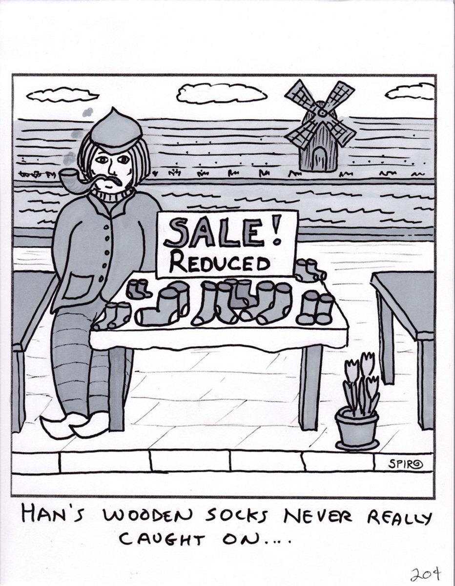 Rough humor by Steve Spiro
