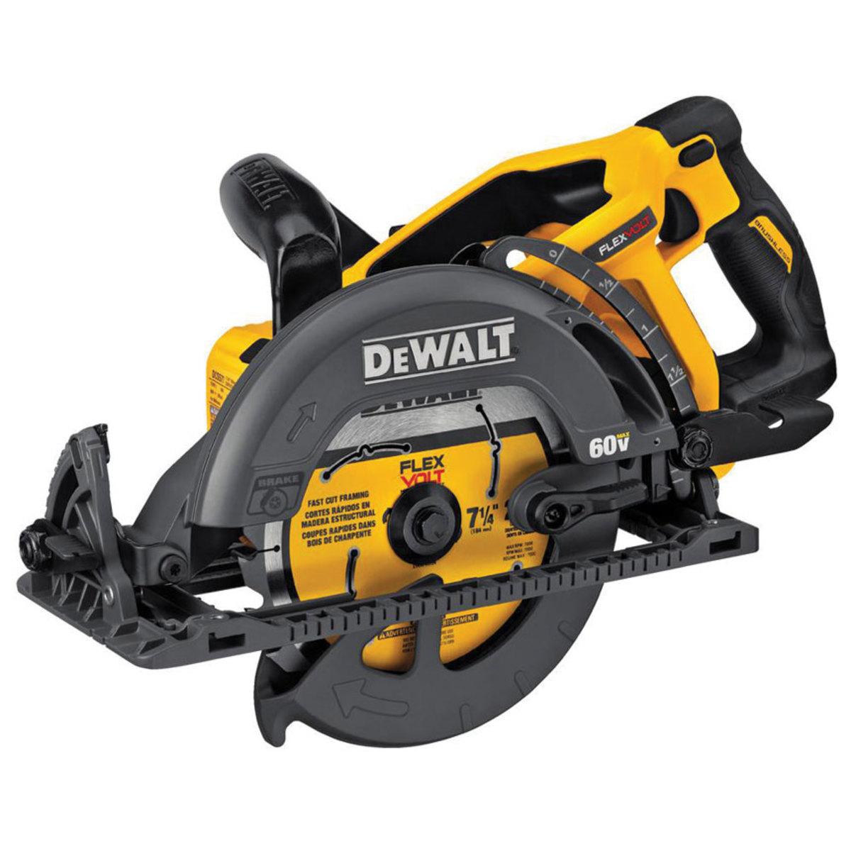 DeWalt's DCS577 circular saw