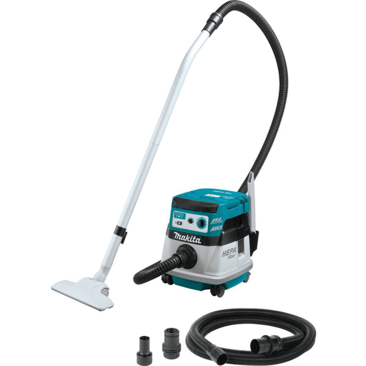 Makita's dry dust extractor, model XCV08Z