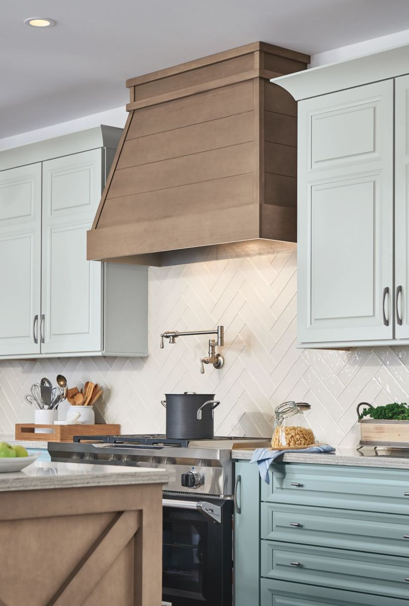 Omega Offers Wood Range Hoods Woodshop News