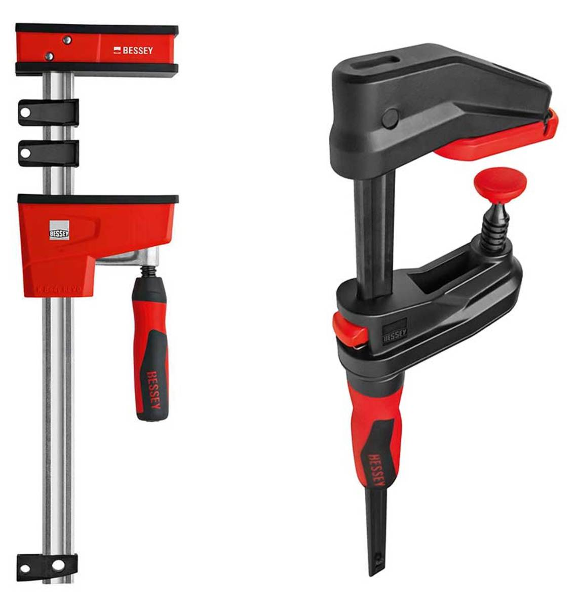 Bessey's  K  Body and GearKlamp