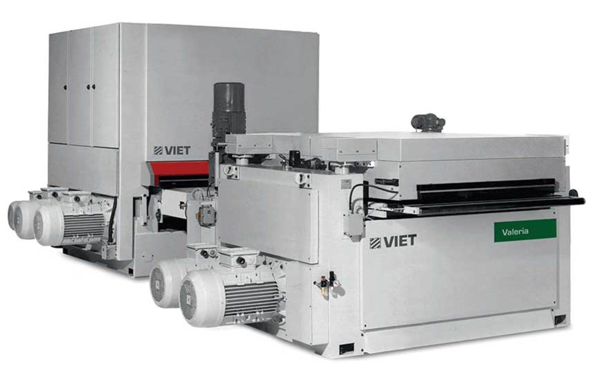 Viet's Valeria, available from Biesse America.