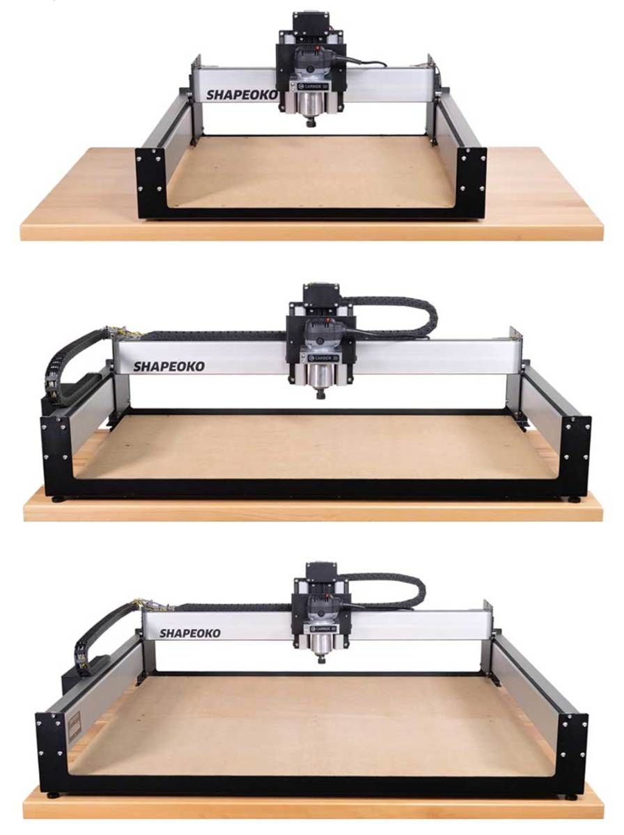 Carbide 3D's Shapeoko line.