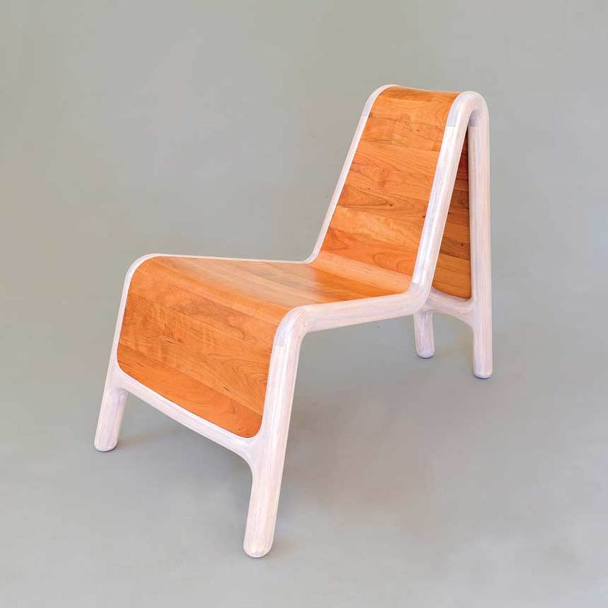 Lounge chair by Kevin Reiswig