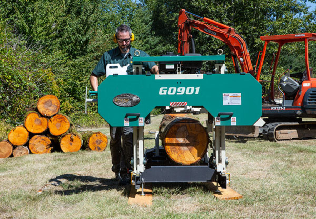 Grizzly-portable-sawmill