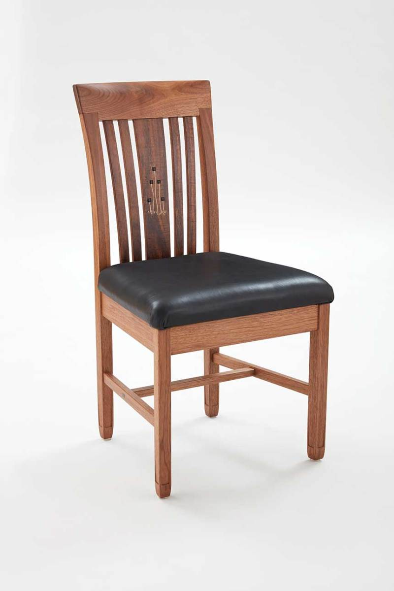 Dining chair by Steve McLoon