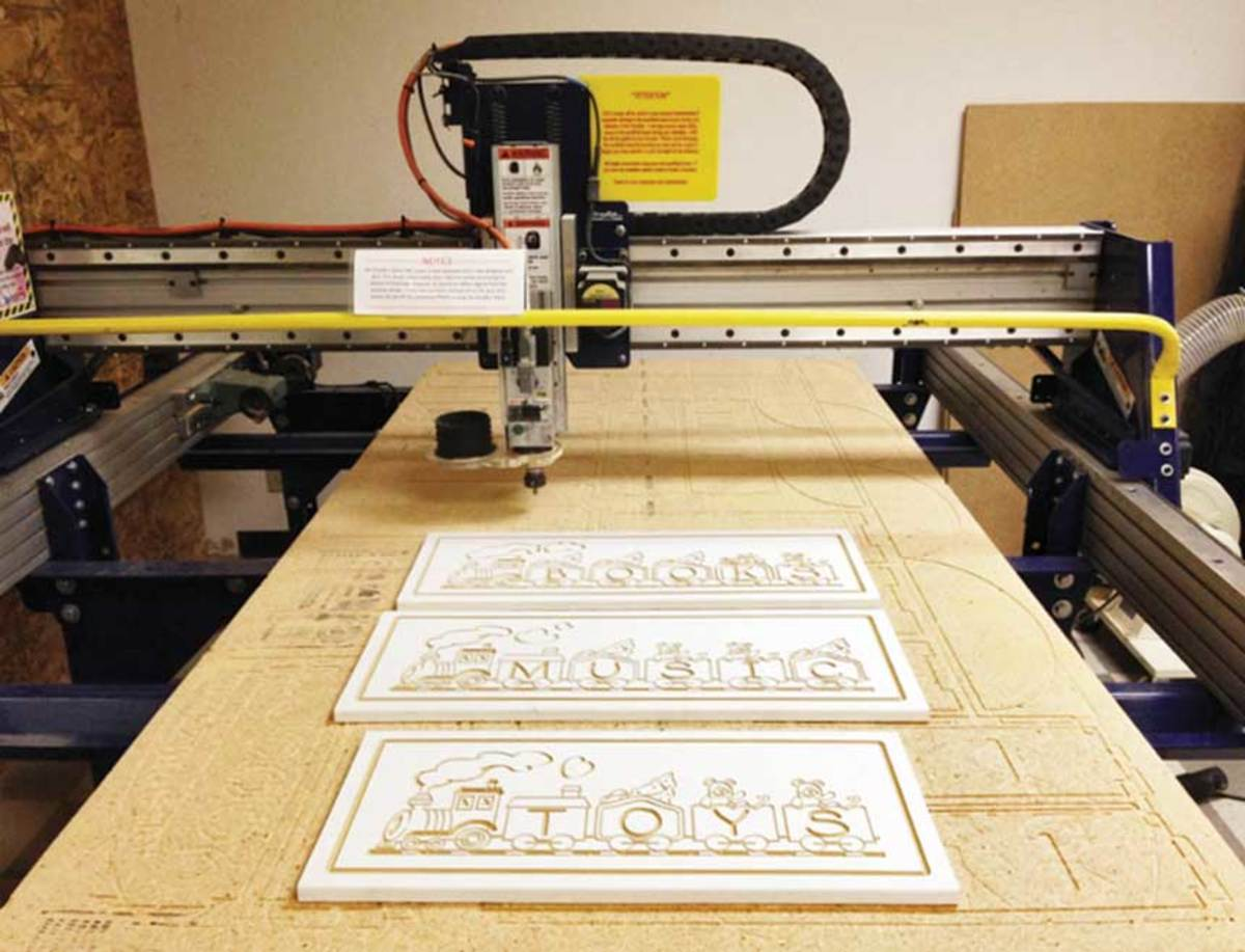 DON'T MISS THE SIGNS - Woodshop News