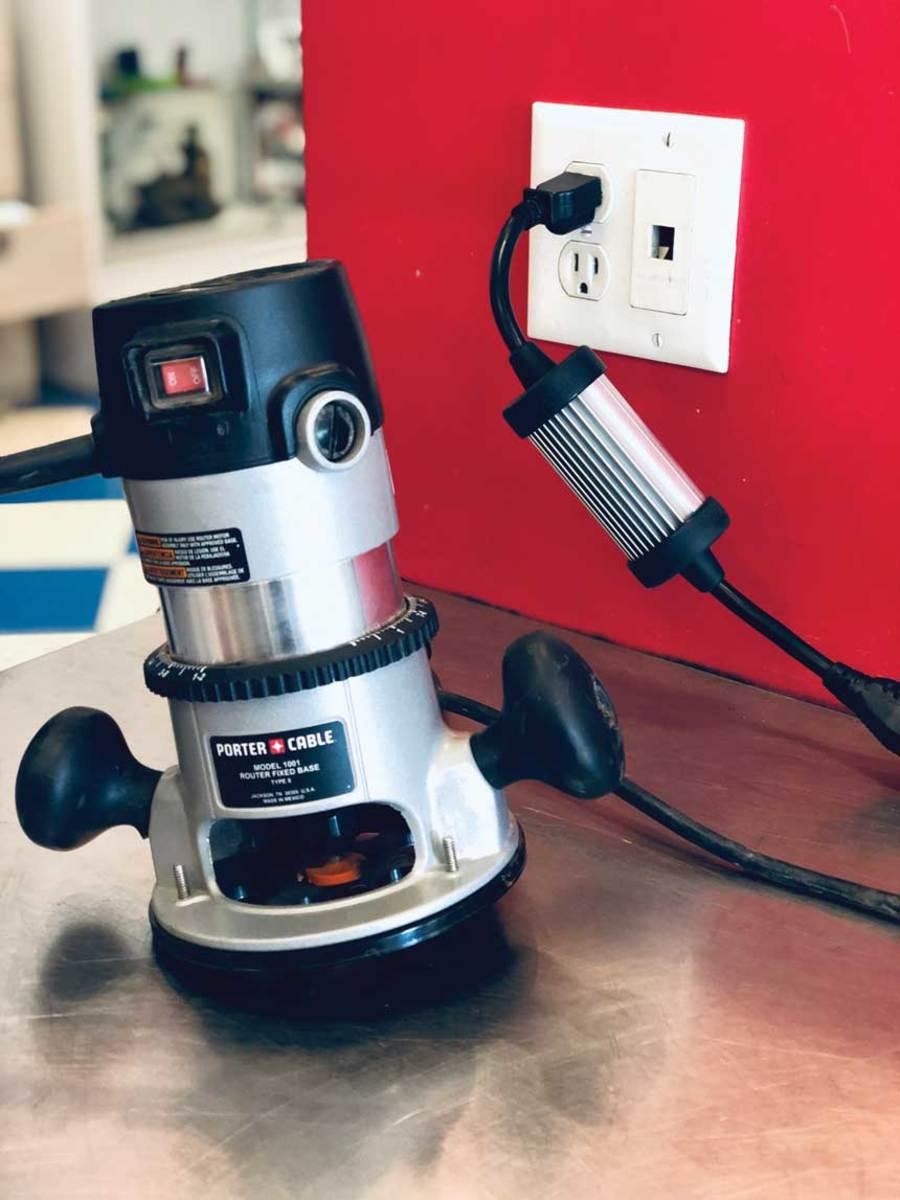 Raymond Innovations' A10 soft starter.
