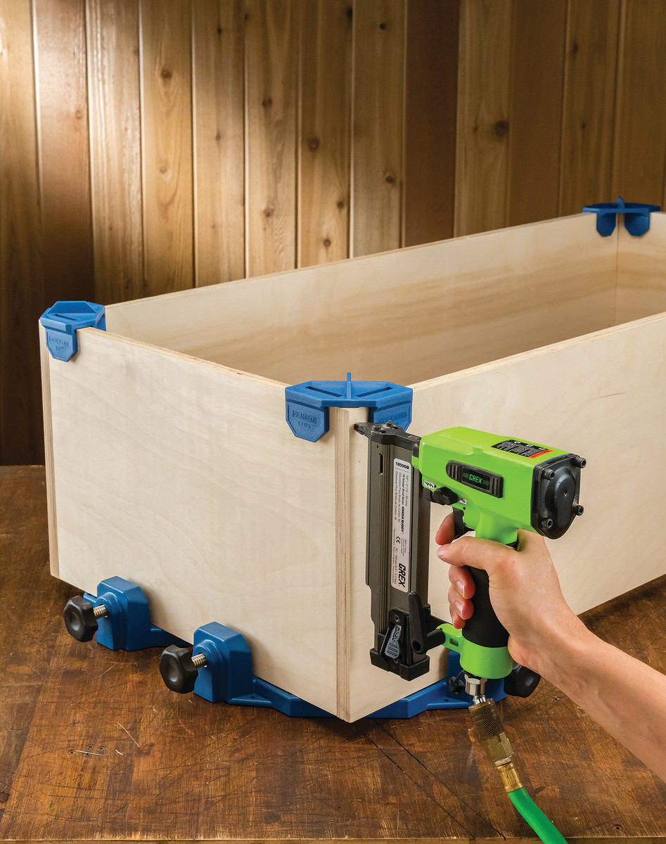rockler adds new clamp-it clips - woodshop news