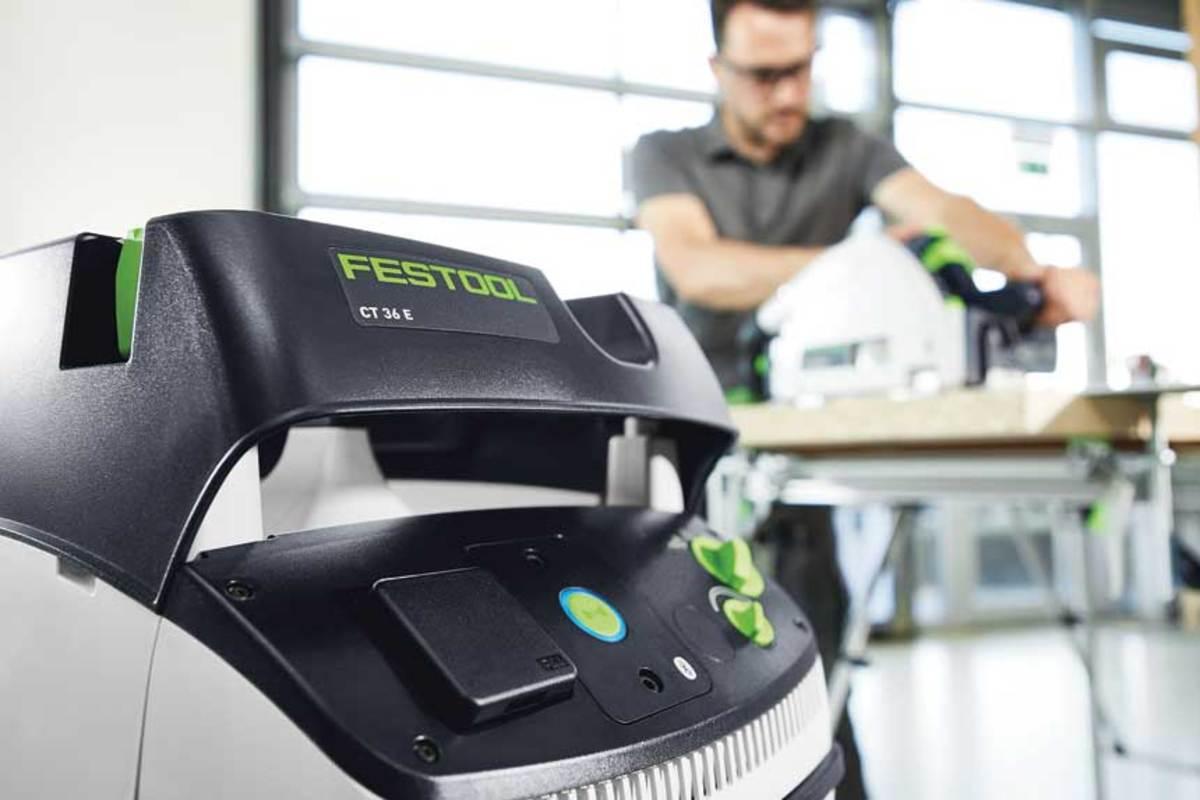 Festool's CT Dust Extractor