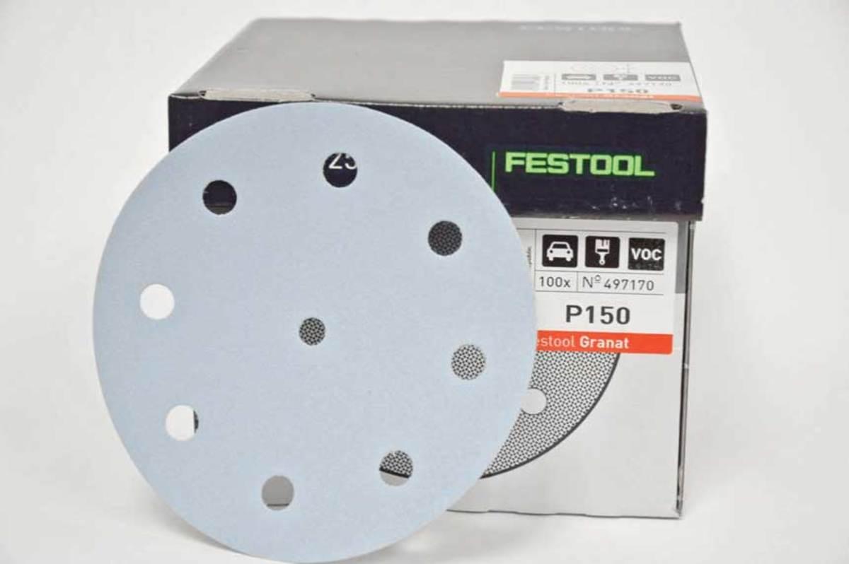 Festool's Granat