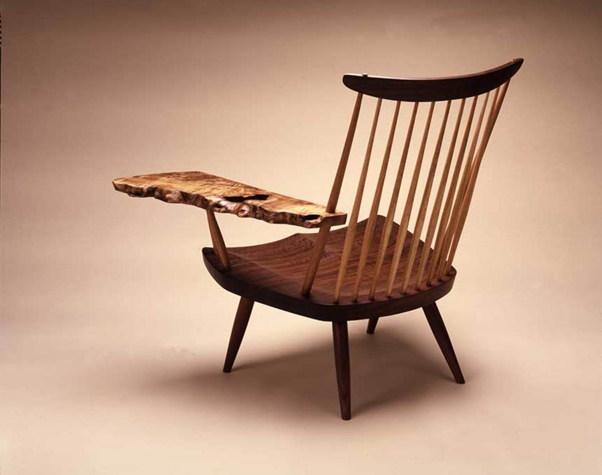 """Throne Chair"" by Robert Whitley"