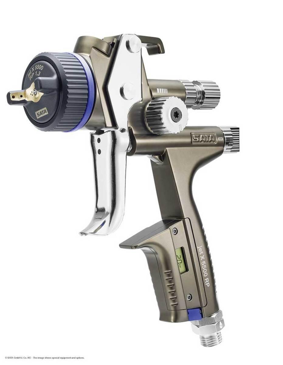 The SATAjet X 5500 RP