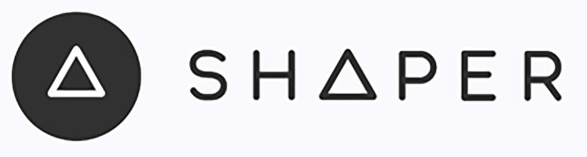Shaper--logo--white