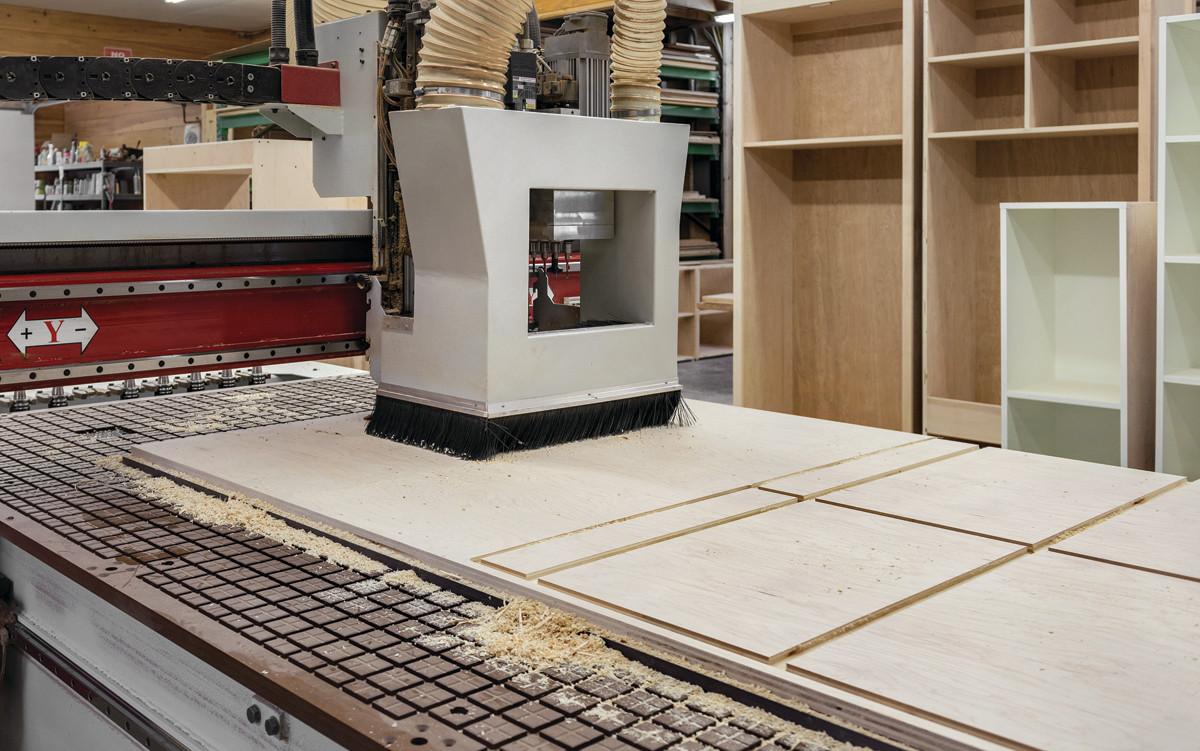 KCD-CNC machine -small