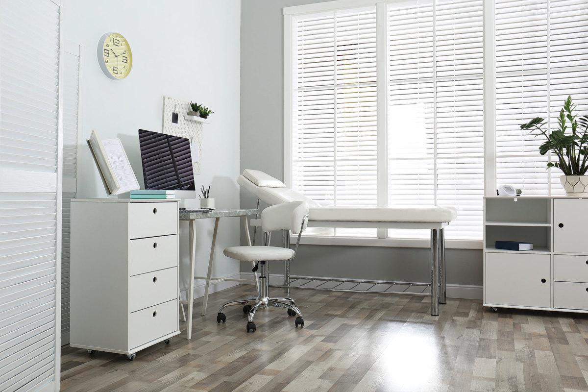B)-Healthcare-setting