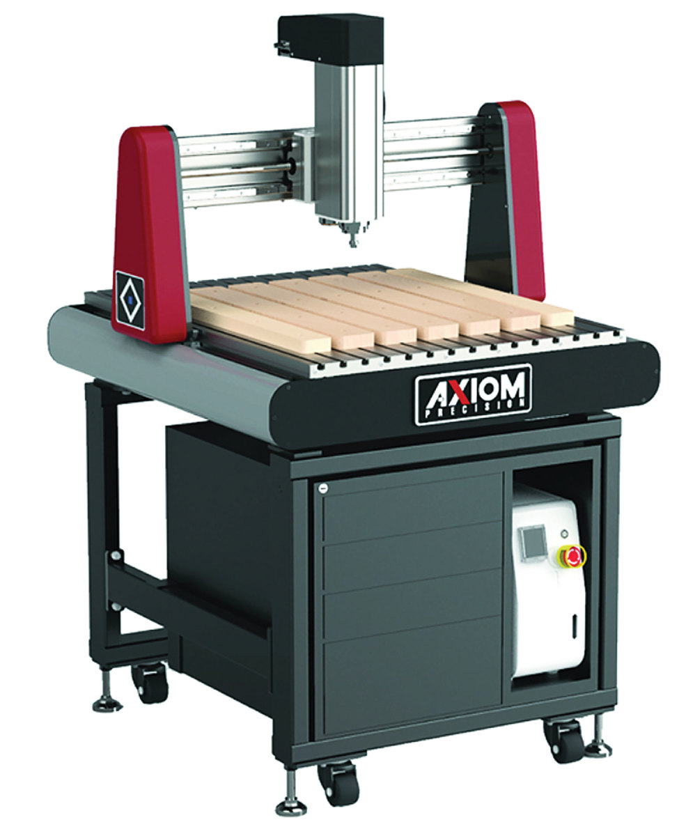 Iconic Series from Axiom Precision.