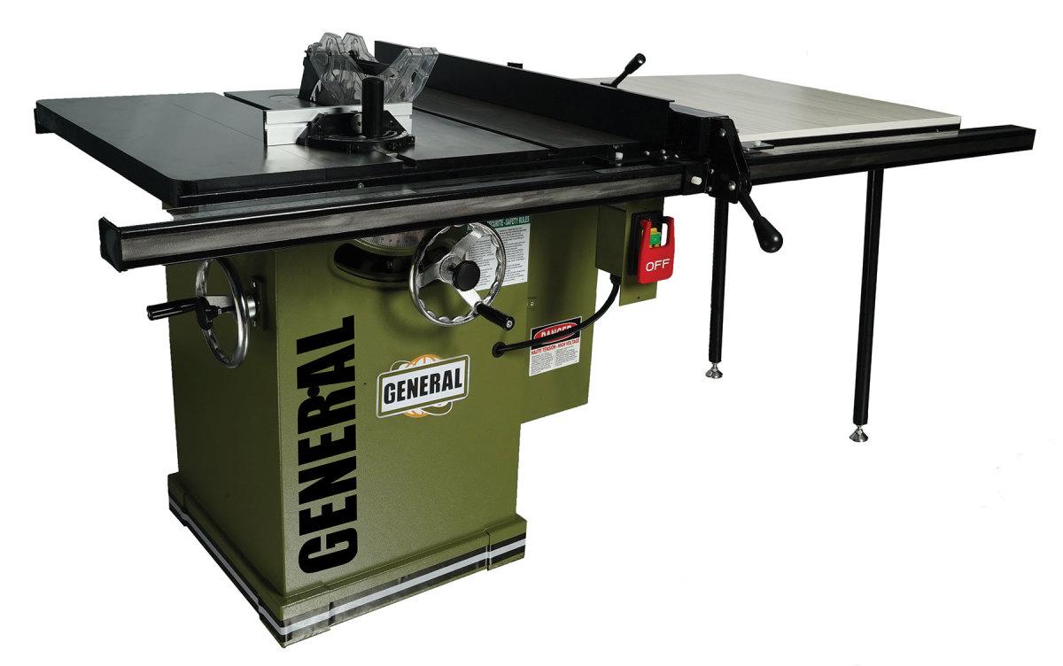 "A)-General--""SMART""-AutomatedDigital-Table-Saw"