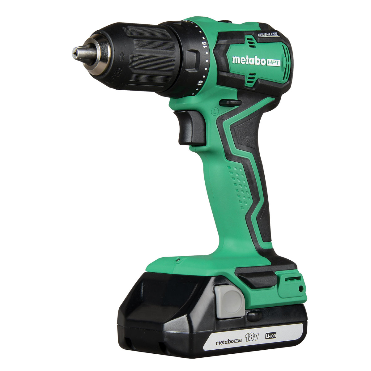 The Sub-Compact drill is made for tight spaces.