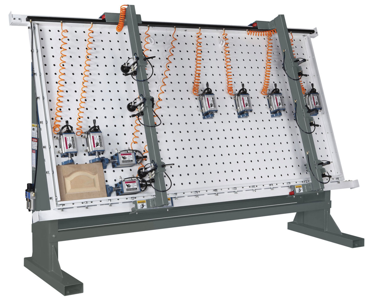 Dotul MT-110 face frame assembly table.
