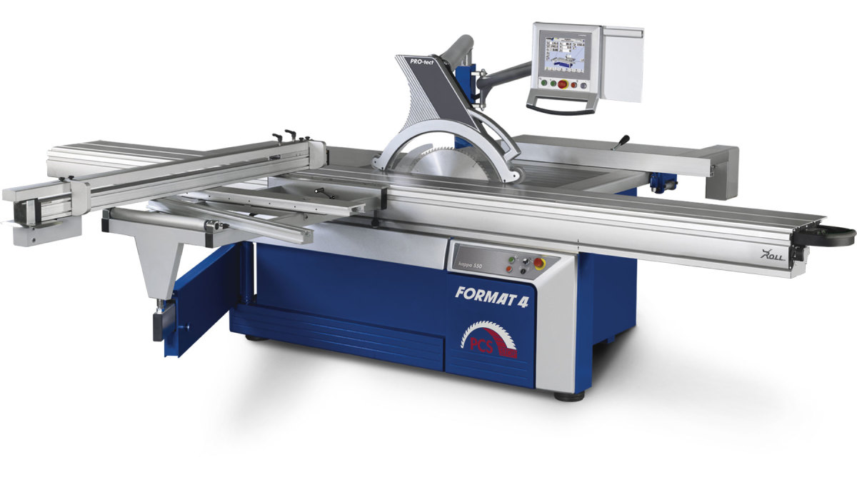 Felder's Kappa 550 with Preventive Contact System.