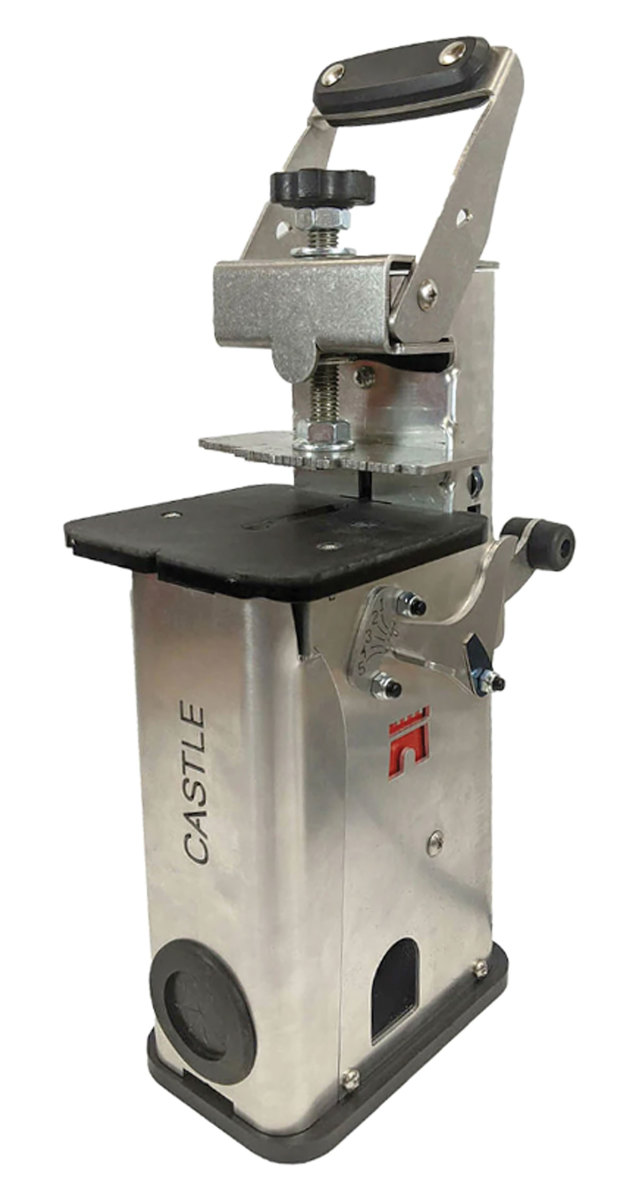 The benchtop 110 from Castle USA