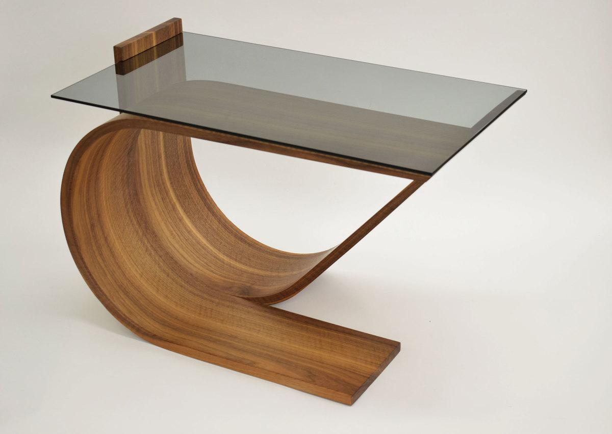 Table by John Scanlan.