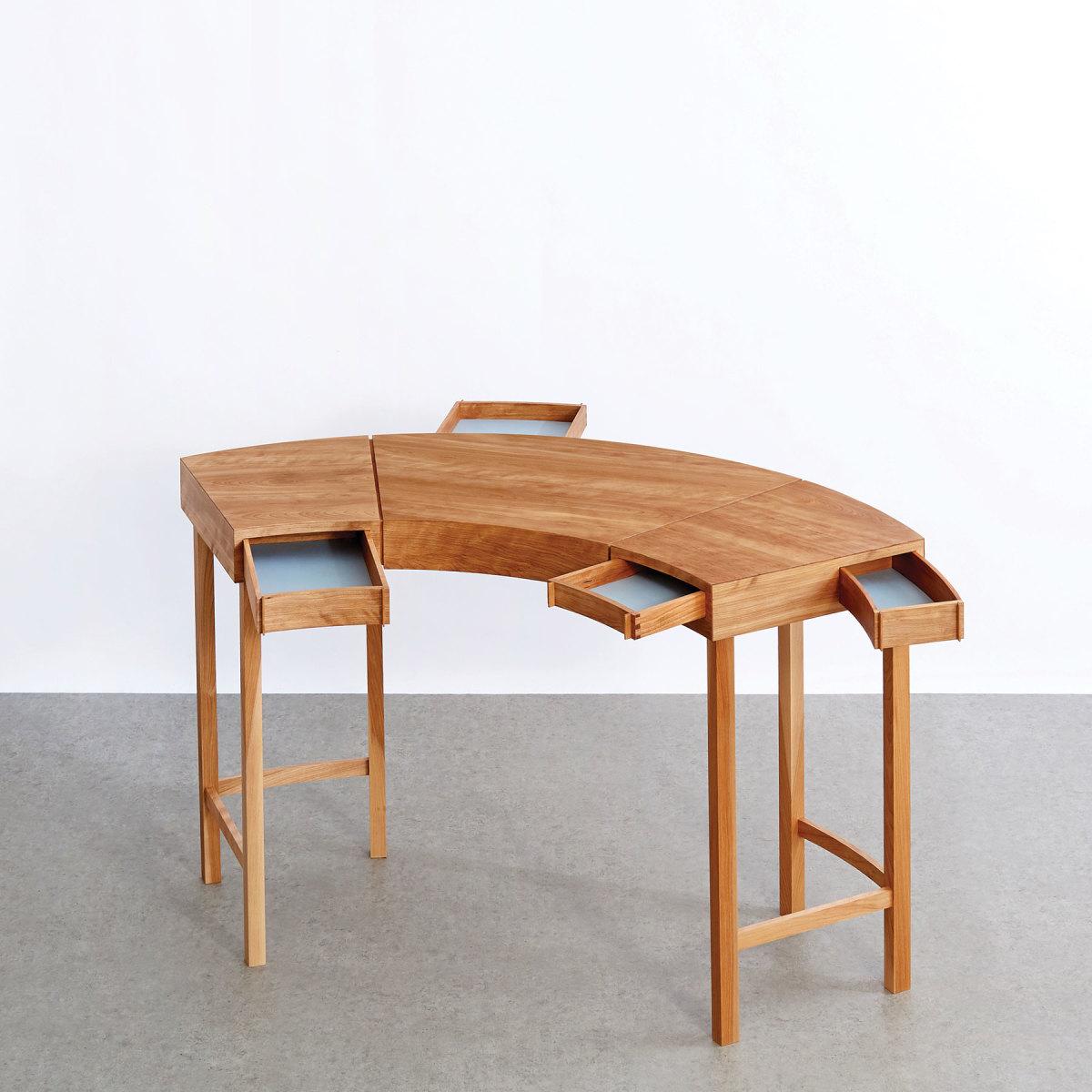 Desk by Sergey Levchin