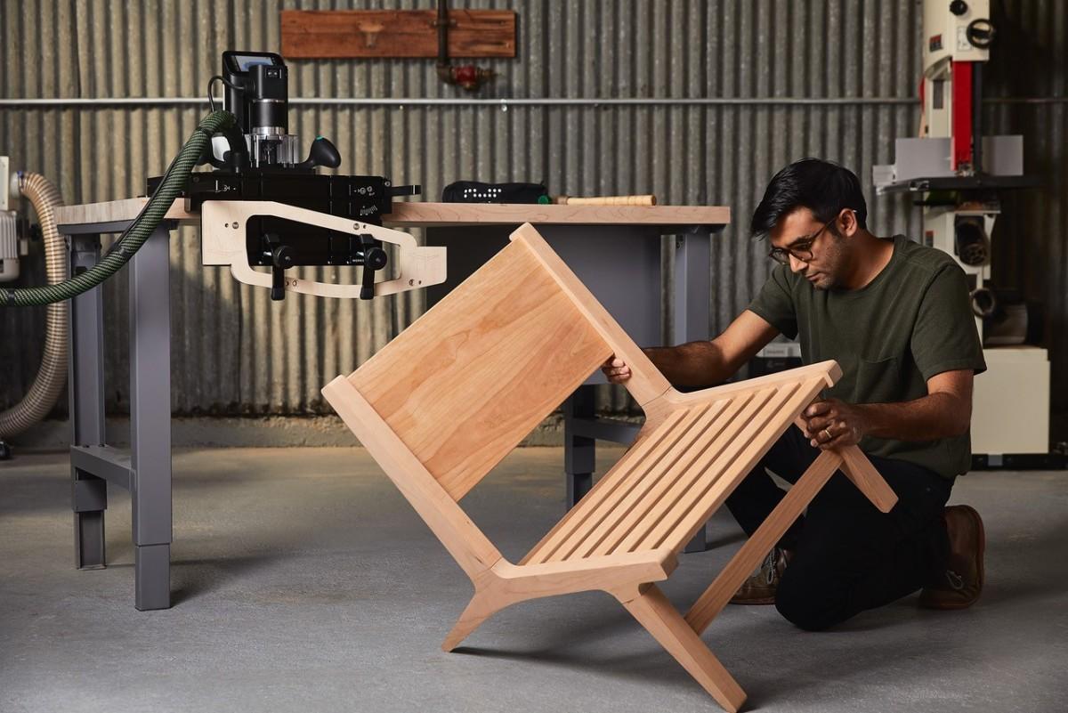 Shaper chair   photo 3