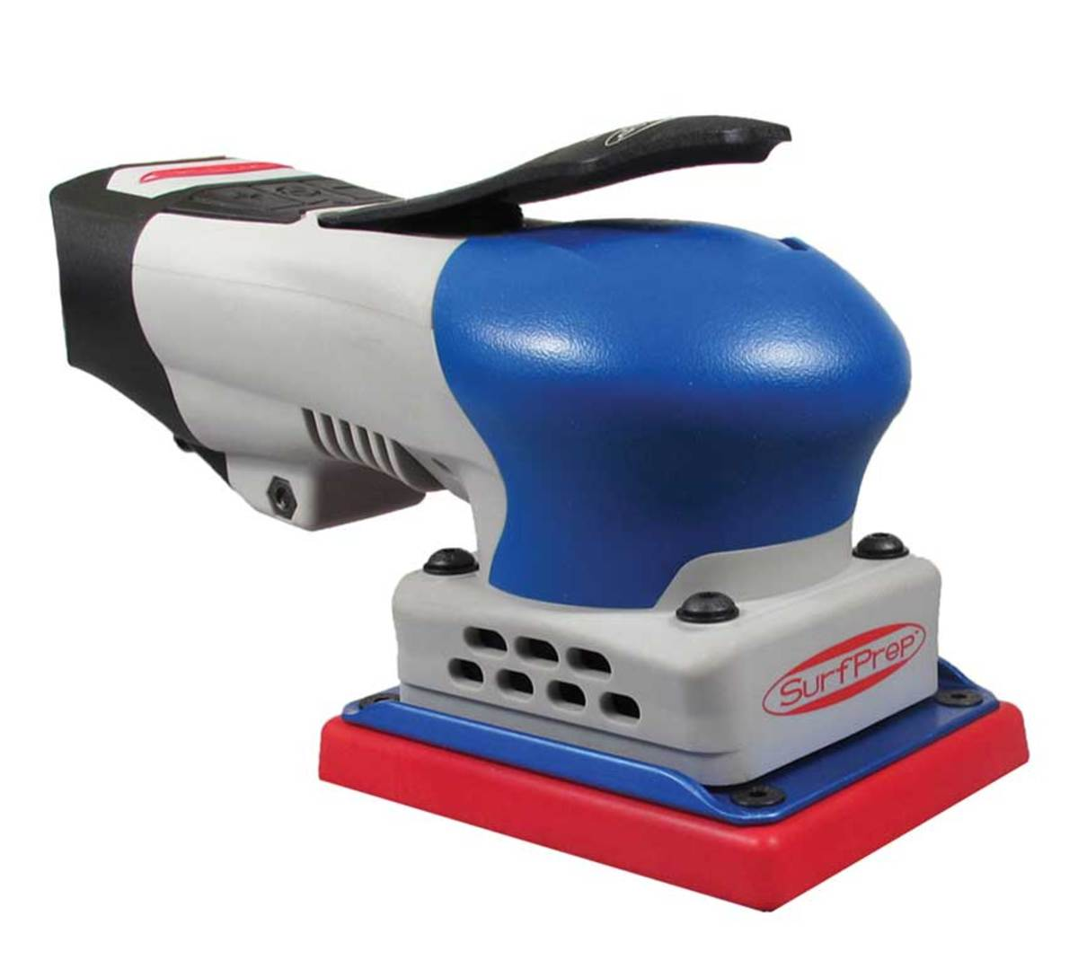 Surf-Prep's Electric Ray sander;