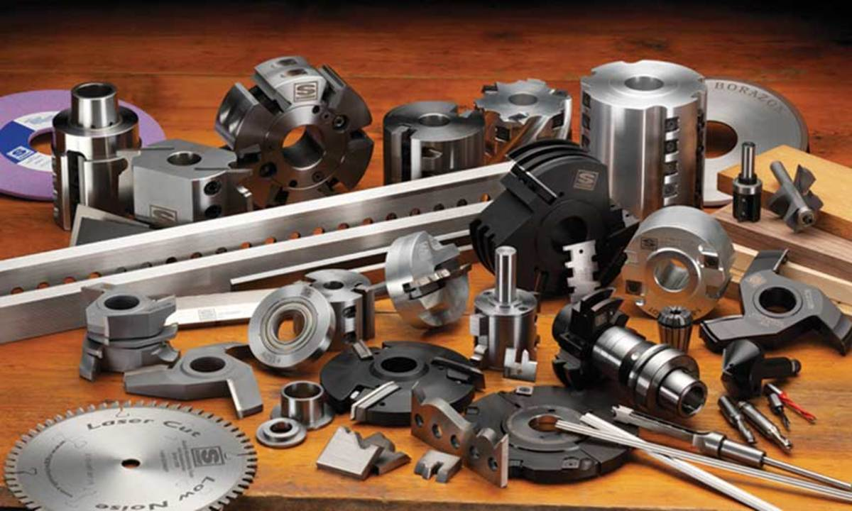 Charles G.G. Schmidt & Co. offers a huge selection of custom tooling.