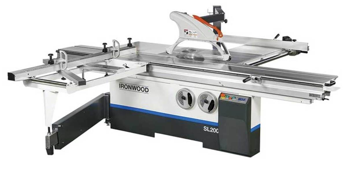The Ironwood SL200, available from Stiles.