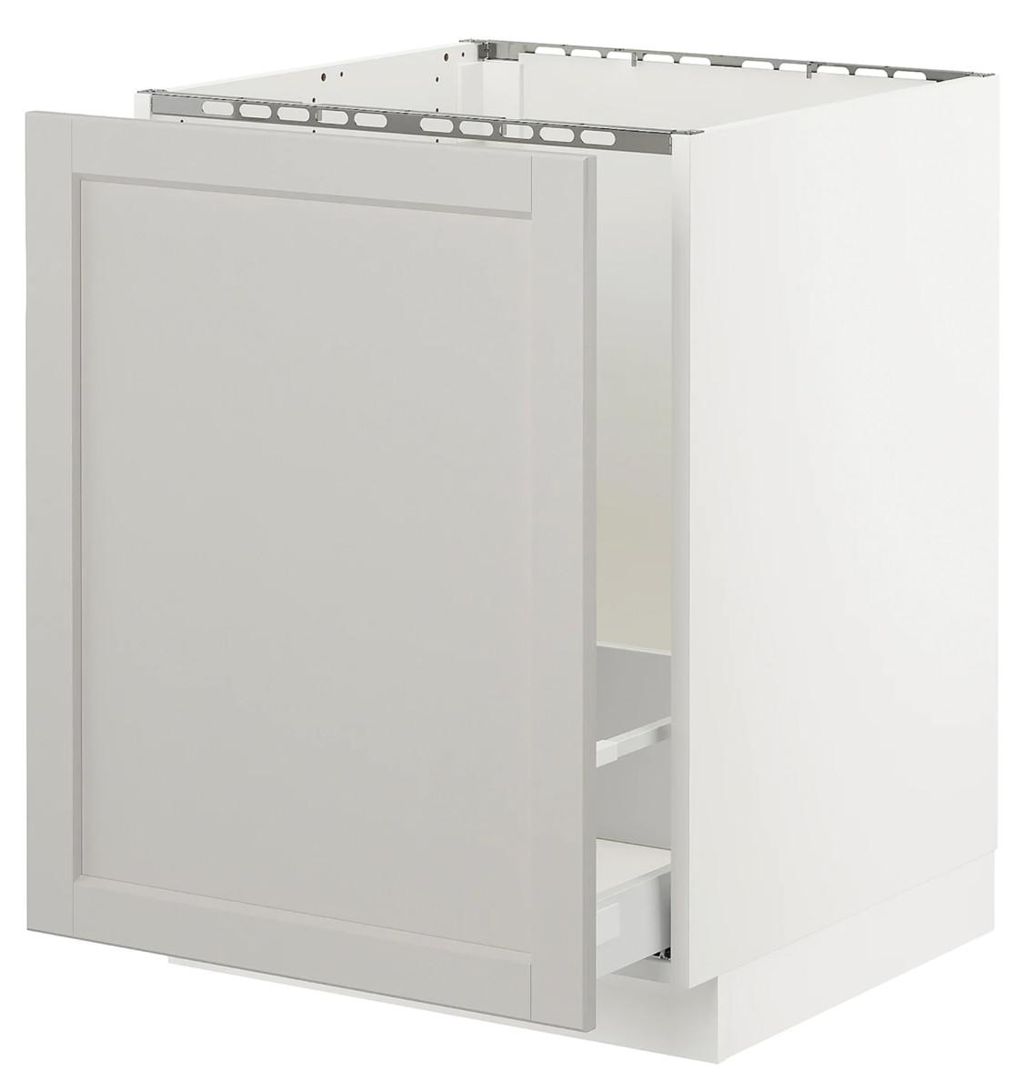 Ikea's new Sektion base cabinet.