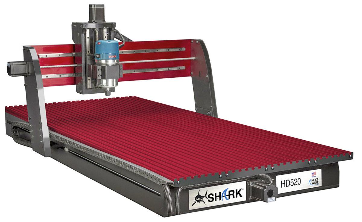 The Shark HD520.