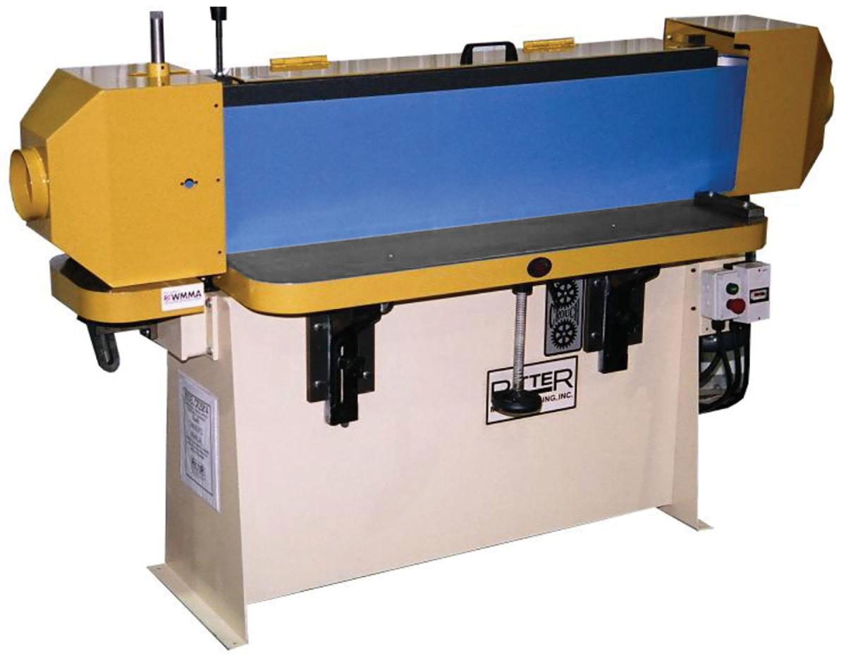 Ritter Machinery CR25814